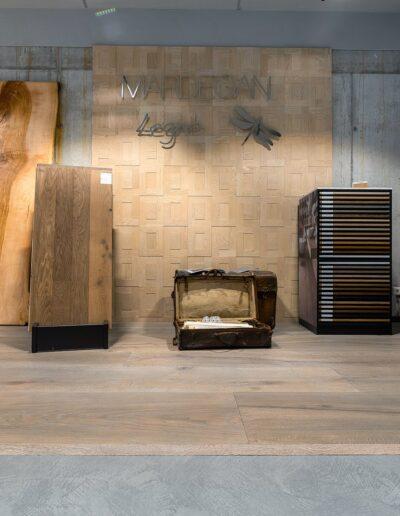 Parkett Neubert Ausstellungsräume Esslingen 05 / Foto © ChrisChristes | photography